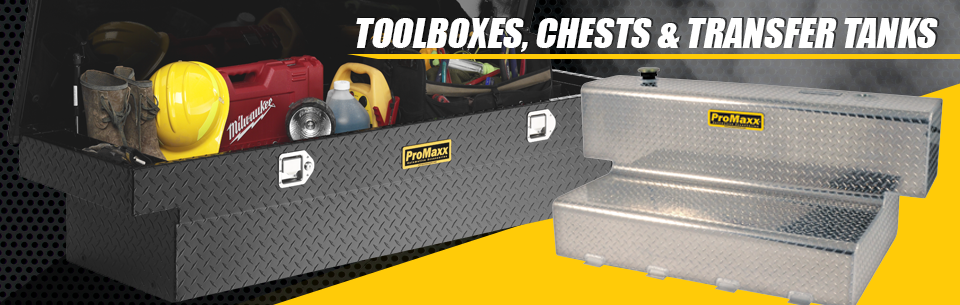 Toolboxes & Tanks
